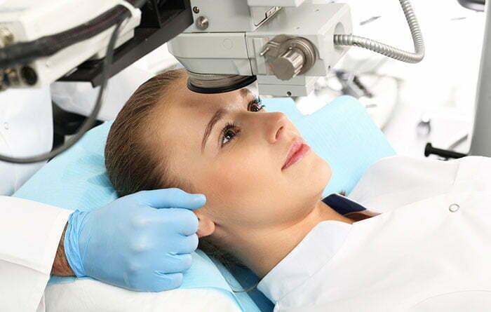 أحدث تقنيات عملية الليزيك للعيون