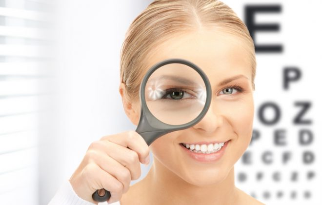 أهمية العين