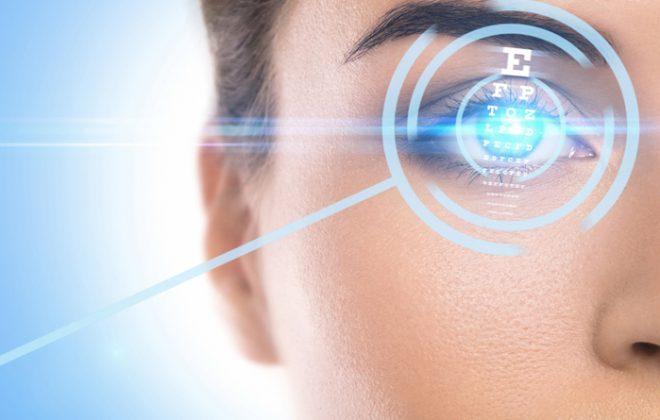 """مراحل الرؤية للعين وانفصال الشبكية-""""1"""""""