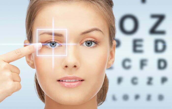 المحافظة على سلامة العين