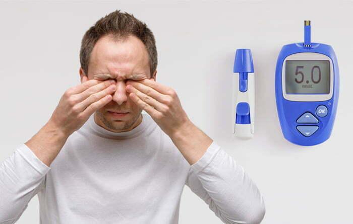 حقن الشبكية لمرضى السكري